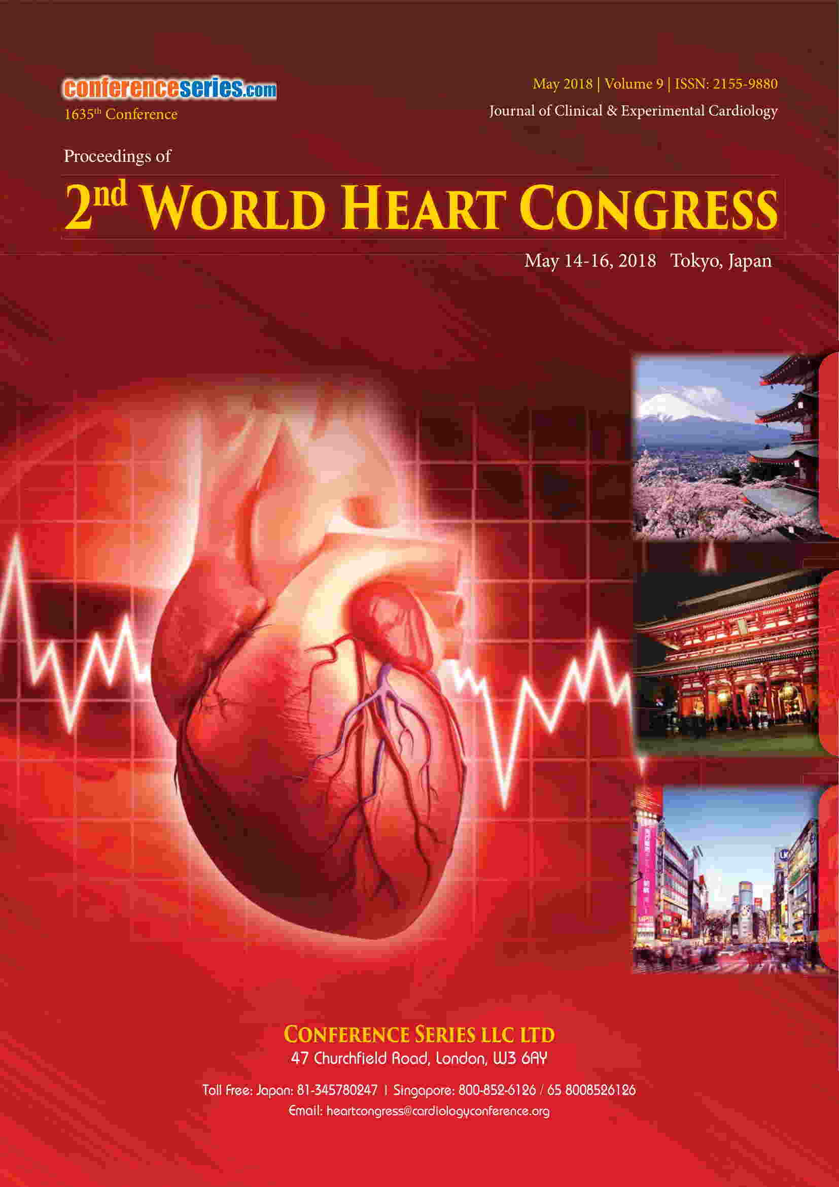 2nd World Heart Congress