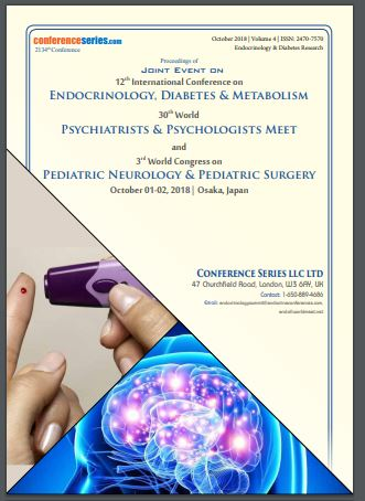 12th International Conference on Endocrinology, Diabetes and Metabolism