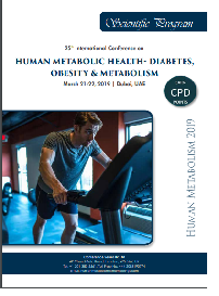 25th International Conference on HUMAN METABOLIC HEALTH- DIABETES, OBESITY & METABOLISM: