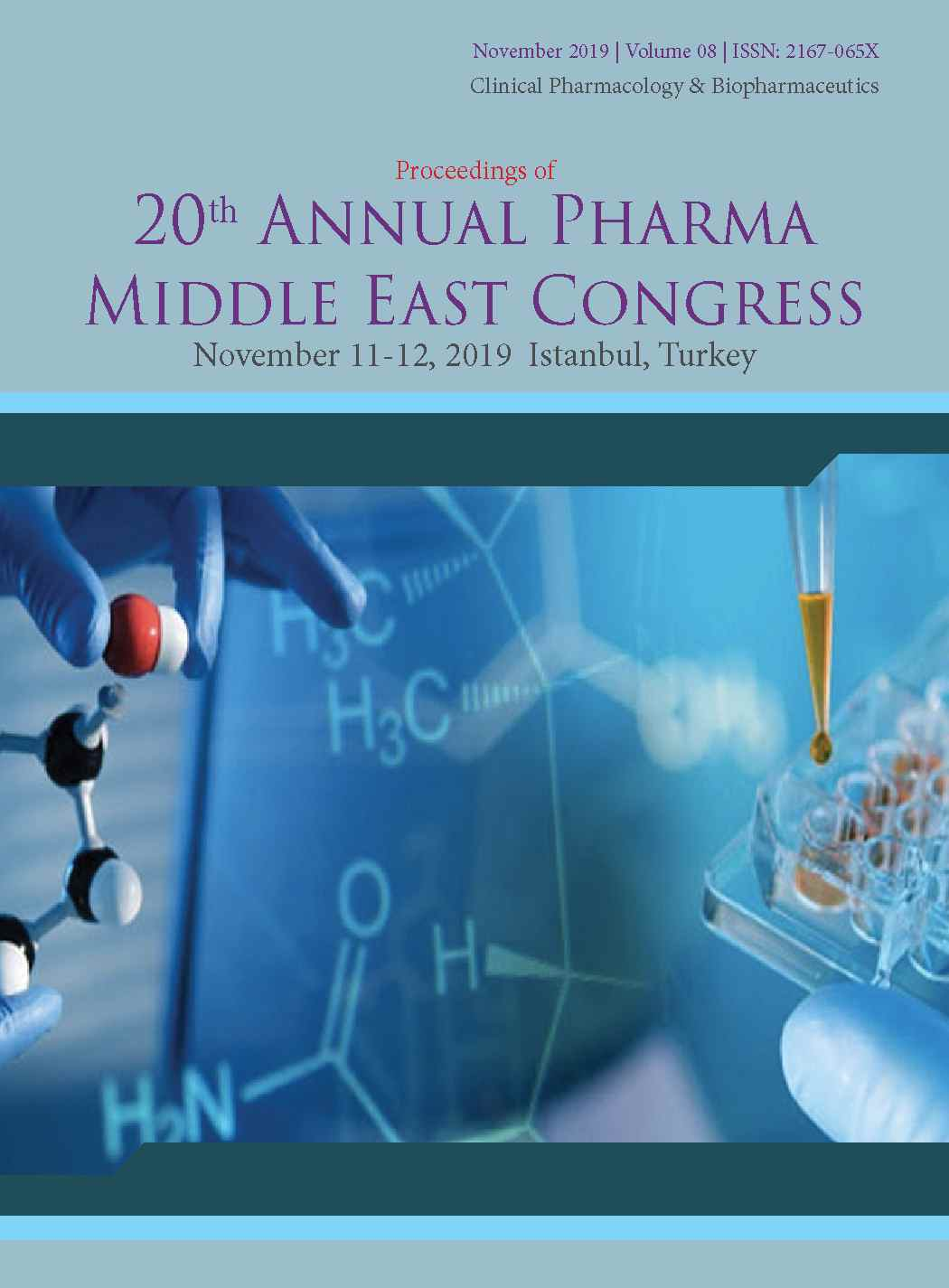 Pharma Middle East 2019