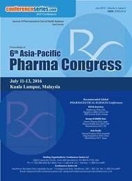 Asia Pacific Pharma 2016