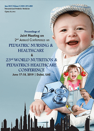 Joint Meeting on 2nd Annual Conference on Pediatric Nursing and Healthcare & 23rd World Nutrition & Pediatrics Healthcare Conference | June 17-18, 2019 | Dubai, UAE