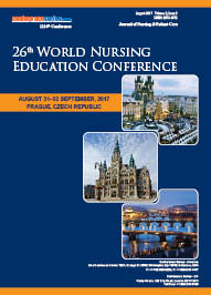 26th World Nursing Education Conference |  August 31- 02 September, 2017 | Prague, Czech Republic