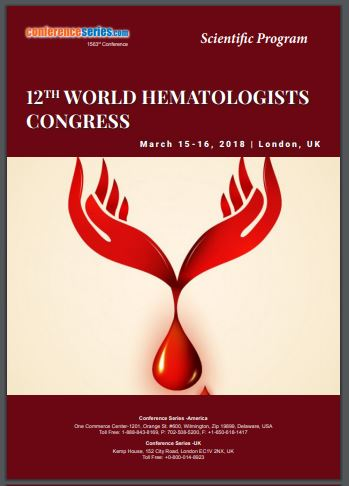 12th World Hematologists Congress