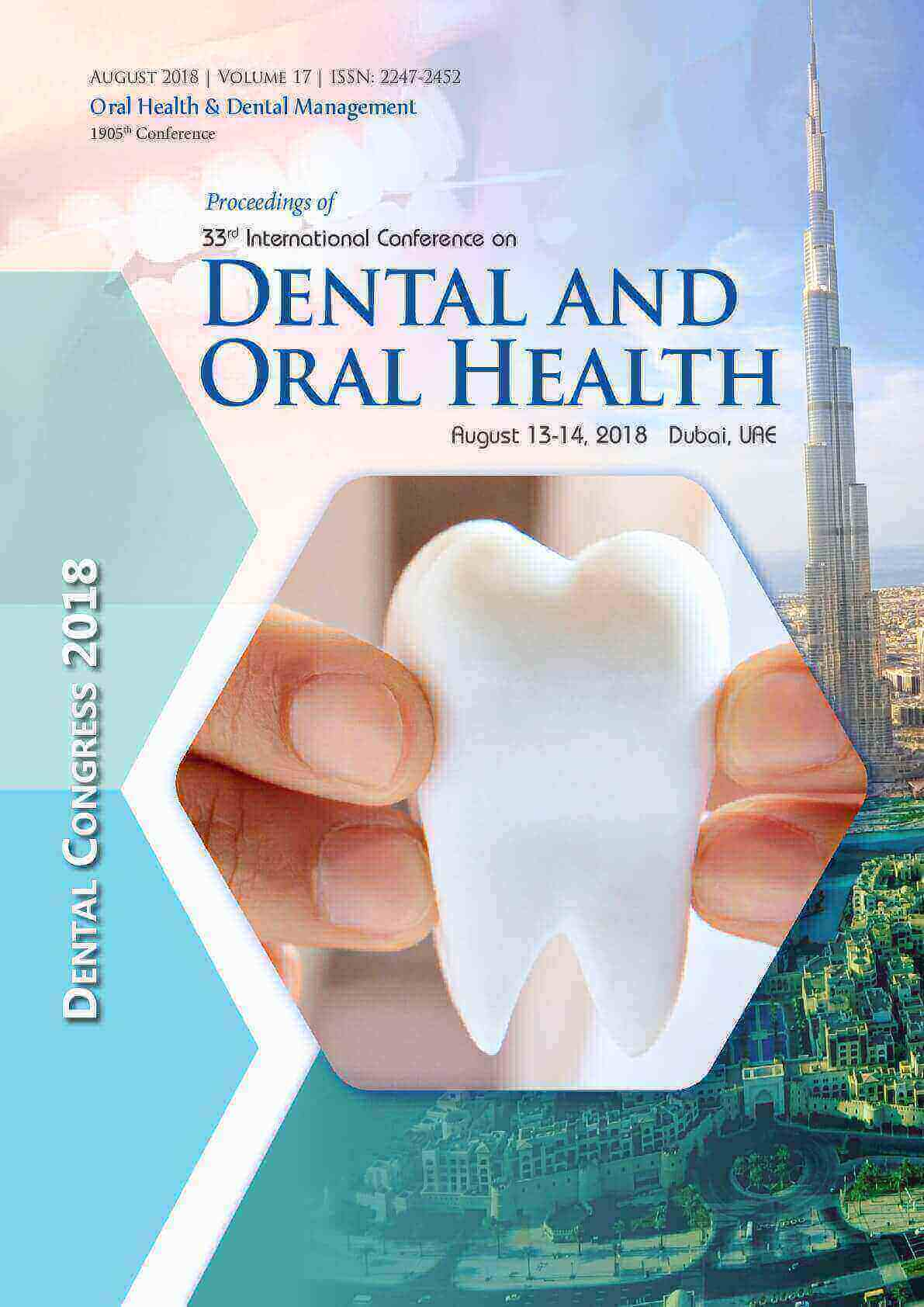 Proceedings of Dental Management 2018
