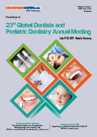 Proceedings of 23rd Global Dentists and Pediatric Dentistry Annual Meeting
