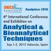 6th International Conference and Exhibition on Analytical & Bioanalytical Techniques