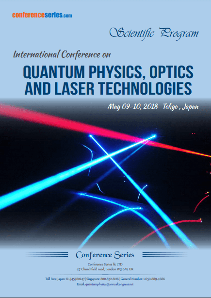 International Conference on Quantum Mechanics and Application