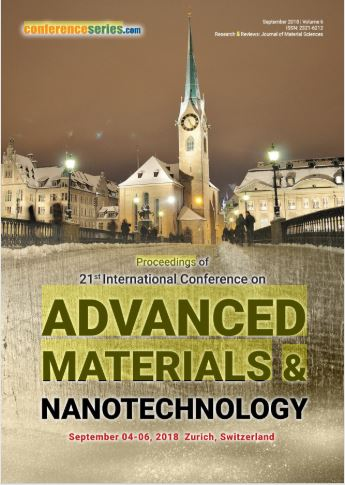 21st International Conference on Advanced Materials