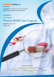Pharma Middle East 2017 Proceedings