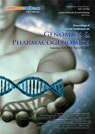 6th International Conference on Genomics & Pharmacogenomics