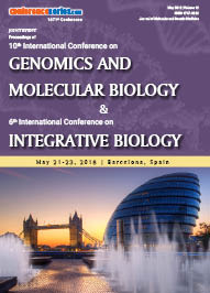 Joint Event on 10th International Conference on Genomics and Molecular Biology & 6th International Conference on Integrative Biology