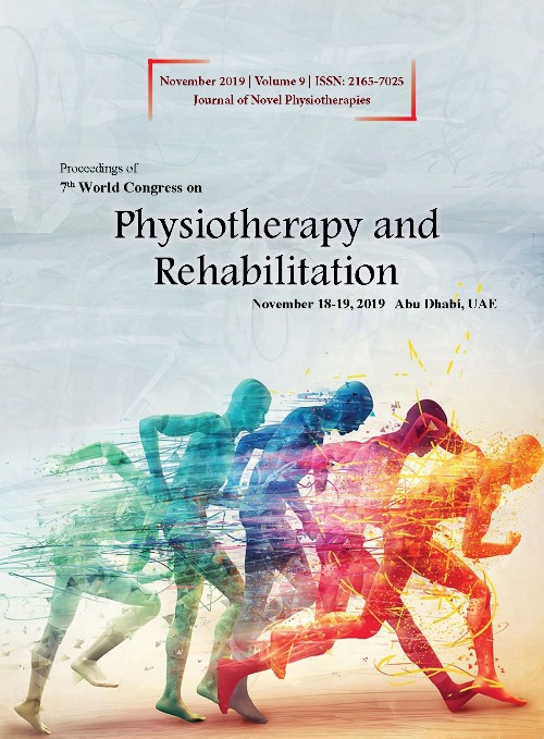 7th World Congress on Physiotherapy and Rehabilitation | November 18-19, 2019 | Dubai, UAE