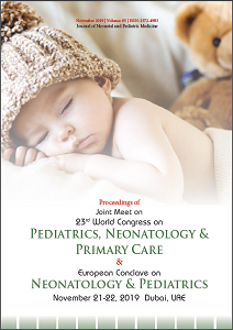 Pediatrics Neonatal Care 2019 | Proceedings | Dubai