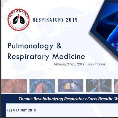 10th Annual Congress on Pulmonology & Respiratory Medicine