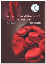 Journal of Blood Disorders & Transfusion