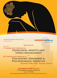 5th International Conference on Depression, Anxiety and Stress Management