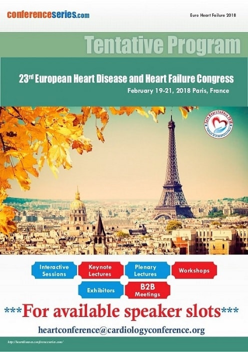 Euro Heart Failure 2018