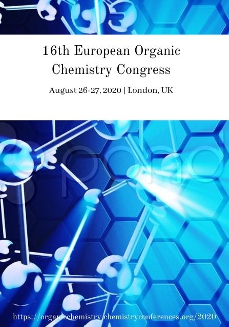16th European Organic Chemistry Congress