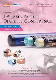Diabetes Asia Pacific 2017