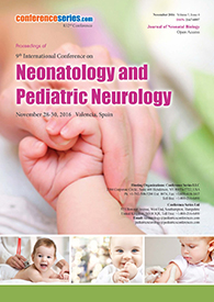 9th International Conference on Neonatology and Pediatric Neurology  November 28-30, 2016