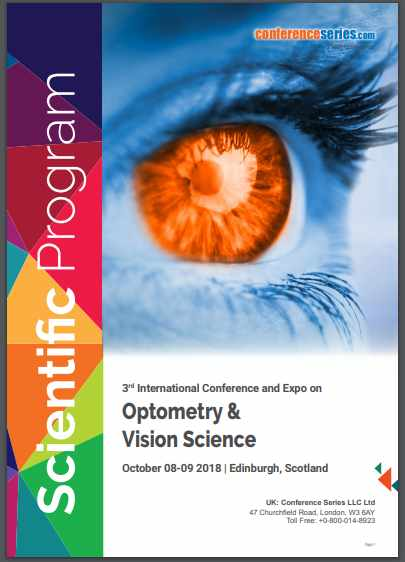 3rd International Conference and Expo on Optometry & Vision Science