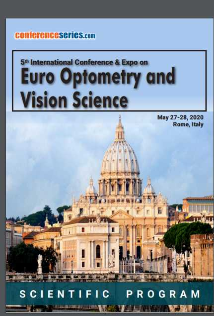 5th International Conference & Expo on Euro Optometry and Vision Science