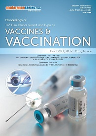 6th Euro Global Summit and Expo on Vaccines & Vaccination