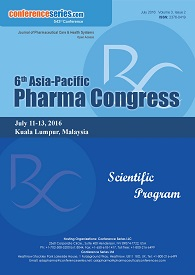 Asia Pharma 2016 Proceedings