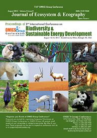 Biodiversity 2013 Proceedings