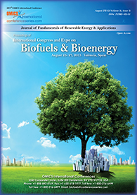 International congress and expo on Biofuels and Bioenergy