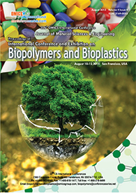 Biopoloymers and Bioplastics 2015 proceedings
