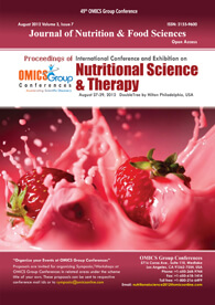 Nutrition Science 2012 Proceedings