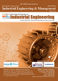 Industrial Engineering-2014