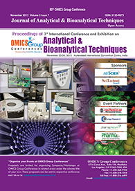 Analytical & Bioanalytical Techniques -2012