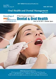 Dental-oral-health-2015 proceedings