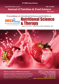 Nutritional Science- 2012 proceedings
