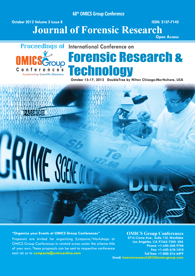 Forensic Research Conferences | OMICS International
