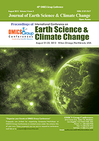 Earth Science 2012 Proceedings