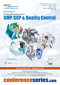 GMP Summit 2015 Conference Proceedings