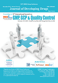 GMP Summit 2013 Conference Proceedings