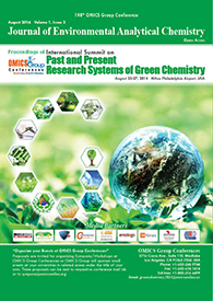 Green Chemistry 2014 Conferences | OMICS International