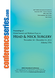 Head & Neck Surgery 2015 proceedings