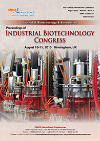 Industrial Bio 2015 Proceedings