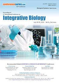 Integrative Biology 2016 Proceeding