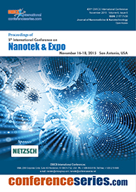 Nanotek 2015 Proceedings
