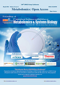 Metabolomics 2014 Conference Proceedings