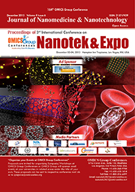 Nanotek 2013 Proceedings