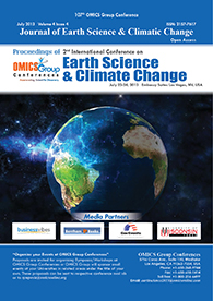 Journal of Earth Science & Climatic Change