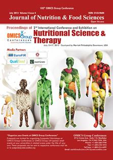 Nutritional Science and Therapy 2013 Proceedings